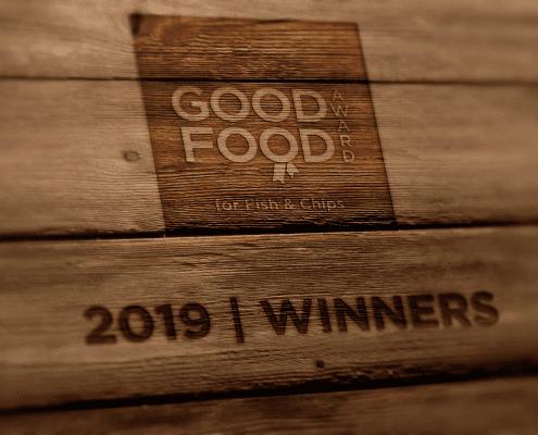 Good Food Award Winner for Fish & Chips