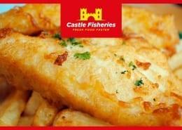 Castle Fisheries in Richmond Fish & Chips