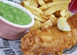 The Big Fish Fish & Chips in Cheltenham