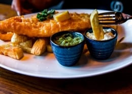 The Katch in Northallerton Fish & Chips