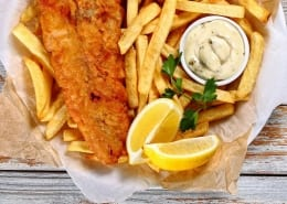 Friar Tucks Fish & Chips in Whittlesey