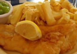 Fish & Chips in Stoke