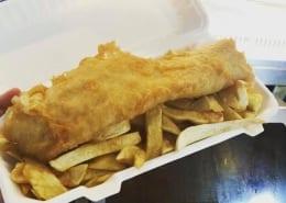 Toll Bar Fish and Chip Shop