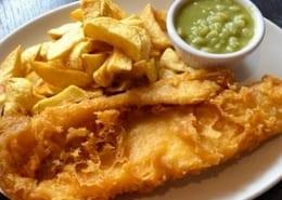 Mary Lambert Fish & Chips at Hartlepool