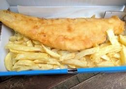 Sandon Road Fish Bar Fish & Chips in Stafford