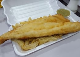 Pisces Fish & Chips in Stoke on Trent