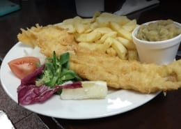The Captains Table Fish & Chips