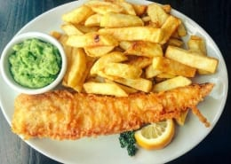 The Fish Shack in Wigston Fish & Chips