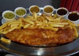 Jacks Fish & Chips Radcliffe