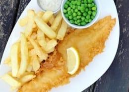 Bannys Drive Through Fish & Chips Restaurant