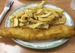Ossies Fish & Chips Croydon