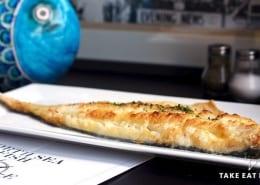 North Sea Fish Restaurant in London