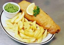 Knights Fish Restaurant Glastonbury