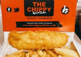 The Chippy in Antrim
