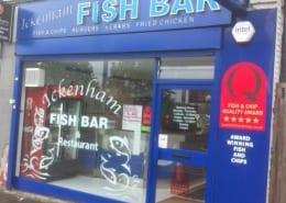 Ickenham Fish Bar in Uxbridge