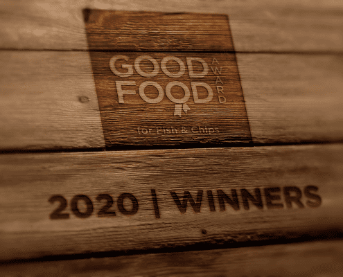 Who won the Good Food Awards for Fish & Chips 2020